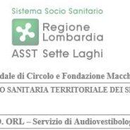Centro Audiovestibologia di varese